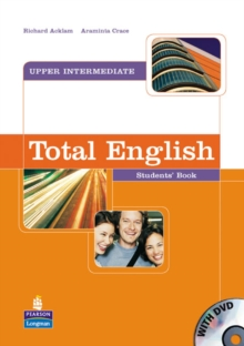 Total English Upper Intermediate Student's Book, Mixed media product