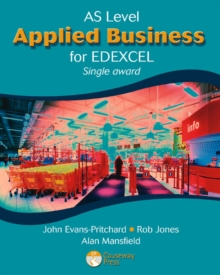 AS Applied Business for Edexcel (Single Award), Paperback