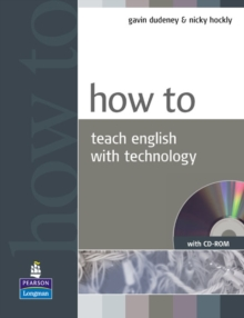 How to Teach English with Technology, Mixed media product