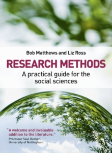 Research Methods : A Practical Guide for the Social Sciences, Paperback