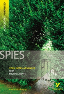 Spies: York Notes Advanced, Paperback