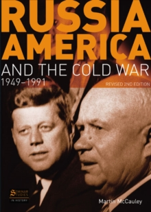 Russia, America and the Cold War : 1949-1991, Paperback Book