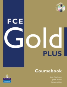 FCE Gold Plus Coursebook and CD-ROM Pack, Mixed media product