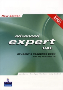 CAE Expert New Edition Students Resource Book with Key/CD Pack, Mixed media product