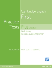 Practice Tests Plus FCE New Edition Students Book with Key/CD-ROM Pack, Mixed media product