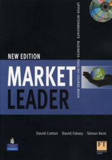 Market Leader Upper Intermediate Coursebook/Class CD/Multi-Rom Pack, Mixed media product
