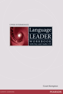 Language Leader : Upper-Intermediate Workbook with Key, Mixed media product