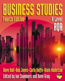 Business Studies for AQA, Paperback