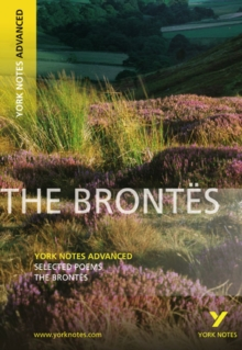 The Brontes : Selected Poems by Charlotte Bronte, Emily Bronte, Paperback Book