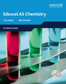 Edexcel A Level Science: AS Chemistry : Students' Book with ActiveBook, Mixed media product