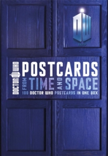 Doctor Who: Postcards From Time And Space, Paperback Book