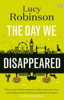 The Day We Disappeared, Paperback