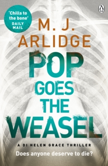 Pop Goes The Weasel: Di Helen Grace Book 2, Paperback Book