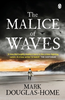 The Malice of Waves, Paperback Book