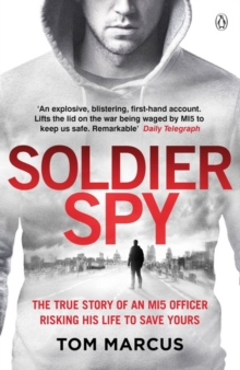 Soldier Spy, Paperback Book