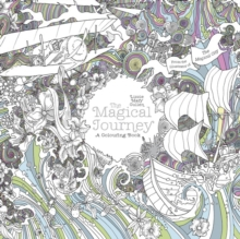 The Magical Journey : A Colouring Book, Paperback