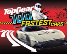 Top Gear: 100 Fastest Cars, Hardback