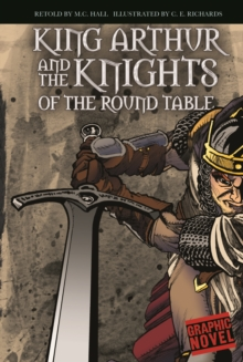 King Arthur and the Knights of the Round Table, Paperback