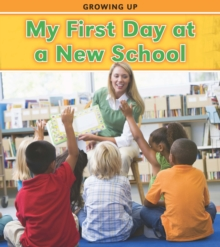 My First Day at a New School, Paperback