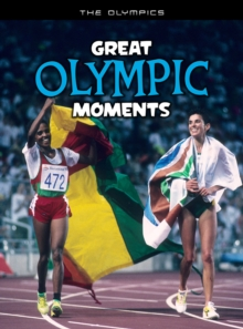 Great Olympic Moments, Hardback