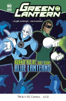 Battle of the Blue Lanterns, Paperback