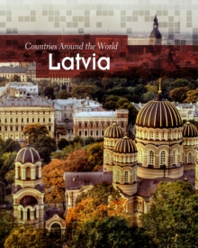 Latvia, Paperback Book