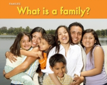 What Is A Family?, Paperback