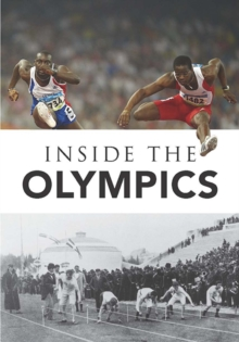 Inside the Olympics, Hardback Book