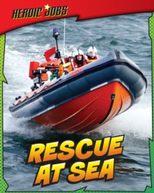 Rescue at Sea, Hardback Book
