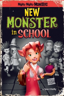 New Monster in School, Paperback Book