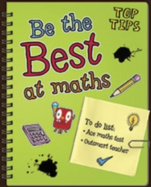 Be the Best at Maths, Paperback Book
