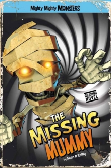 The Missing Mummy, Paperback Book