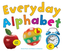 Everyday Alphabet, Board book Book