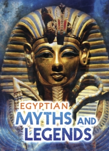Egyptian Myths and Legends, Paperback Book