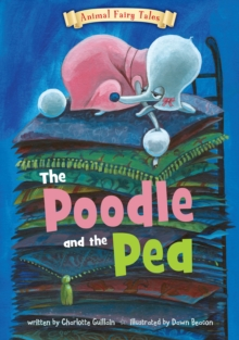 The Poodle and the Pea, Paperback
