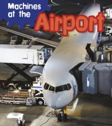 Machines at the Airport, Hardback Book