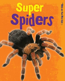 Super Spiders, Paperback Book