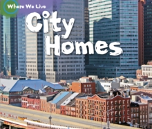 City Homes, Hardback Book