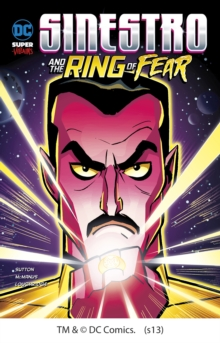 Sinestro and the Ring of Fear, Paperback