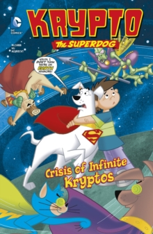 Crisis of Infinite Kryptos, Hardback