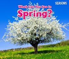 What Can You See in Spring?, Paperback