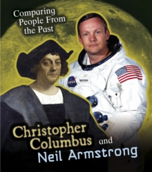 Christopher Columbus and Neil Armstrong, Hardback Book