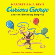 Curious George and the Birthday Surprise, Paperback