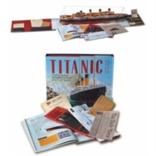 """Titanic"", Novelty book Book"