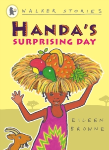 Handa's Surprising Day, Paperback