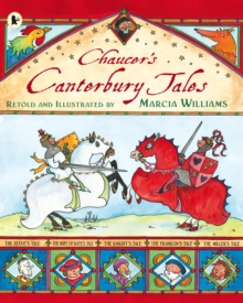 Chaucer's Canterbury Tales, Paperback Book