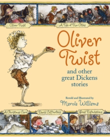 Oliver Twist and Other Great Dickens Stories, Paperback