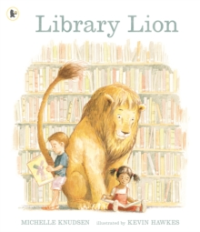 Library Lion, Paperback Book
