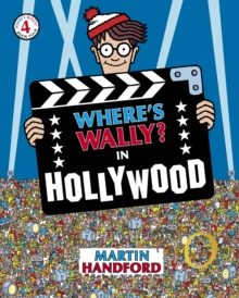 Where's Wally? In Hollywood, Paperback