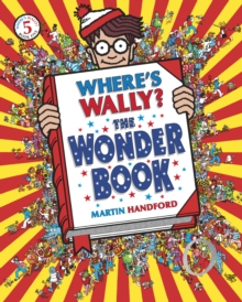 Where's Wally? The Wonder Book : The Wonder Book, Paperback